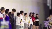 張子楓和哥哥彭昱暢齊獲金馬獎提名后第一條微信發了什么內容?