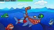 饑餓鯊進化 世界 大魚吃小魚