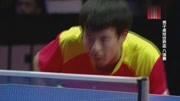 林高远这局球赢得心惊肉跳,丹羽孝希实在太难缠了