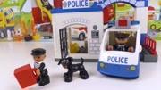 樂高城市系列60044城市流動警署
