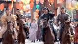 楚喬傳_長安五俊華麗登場,城內賽馬,引起城內花癡們一陣吶喊!