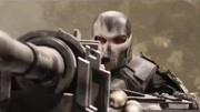 美国队长3(片段)美队与钢铁侠冲突