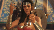 超人复活后赤裸上身战斗力MAX   超人:我疯起来连自己人都打!