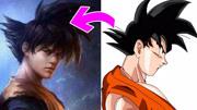 龍珠超角色與布羅利綜合戰力比較!