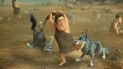 熊出没之原始时代:你们看,光头强小时候比小石头还可爱呢