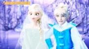 【迪士尼公主】艾莎、乐佩为杰克冻人反目,结局却出乎意料!