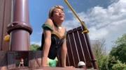 瓢虫雷迪:黑猫诺儿有了新选择,冰雪公主装扮游戏