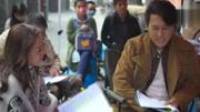 靳東將演《鬼吹燈》胡八一   害羞與陳喬恩拍吻戲