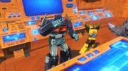 變形金剛毀滅組合6輛車汽車機器人玩具