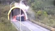 大渡河路金沙江路路口今晨發生交通事故 已致14人傷亡