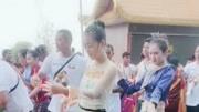 缅甸泼水节威尼斯人到你呢