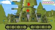 坦克世界:我觉得kv44是最厉害的没有之一!不信你看到最后图片