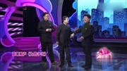《为您争光》刘洪沂携儿子徒弟群口相声 乐得观众大笑