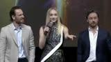 電影《X戰警:黑鳳凰》中國首映禮,主演們向粉絲熱情中文打招呼