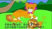 母愛偉大!受傷的獅子媽媽堅持生下小獅子,肚子里還有一個!