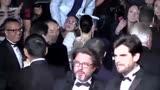 潮流-20140521-張藝謀率《歸來》亮相戛納紅毯 兩代謀