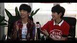 《中國娛樂報道》專訪TFBOYS_高清