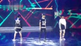 少年中国强tfboys 现场热舞《heart》何炅刘纯燕主持