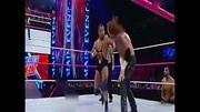 【中文解說】WWE蠻牛沖撞的威力!斯萊特