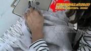 手工編織毛線棉拖鞋(款式一)