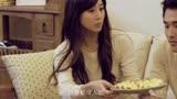明基家庭投影儀系列廣告——紙婚