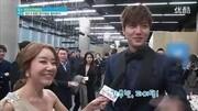 李敏鎬出席發布會2015最新動態視頻