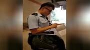 香港数十人骂内地游客 警方称依法处理