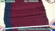 钩编秀气的手机袋,简单毛线编织手机包,淑女必备款