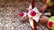 小马宝莉,紫悦公主拿到风暴大王的魔杖,解开了他的石化魔法
