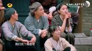 她每部戏都是齐刘海,昆凌做过她的跟班,《楚乔传》收起刘海走红 曹曦月