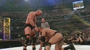 2001.04.01 WrestleMania X7 - WWF Championship match The Rock (c) vs. Stone Cold