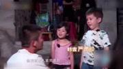 刘畊宏带小女儿, 被误以为是小泡芙, 网友: 基因实在强大, 全家一个模