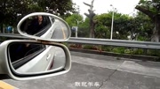 駕照真實考試之科目二,廣州科目二A考場大妹子考試實錄