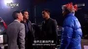 《声临其境》王劲松配音《扫毒》古天乐片段,观众泪目!(1)