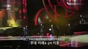 baby鹿晗看到韓國舞王rain來到跑男尖叫不已!大咖來了啊