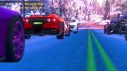 真實賽車《GT Sport》法拉利迪諾246 GT勒芒賽道游戲演示