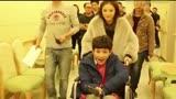《柒個我》獨家花絮 有病青年張一山 輪椅大戰歡樂多
