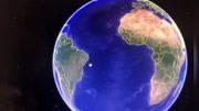 谷歌衛星稱中國51區周邊