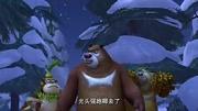 熊出沒之原始部落:熊大熊二有個弟弟?小光是光頭強的親哥哥?