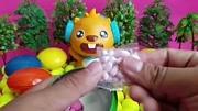 贝瓦儿歌彩虹惊喜蛋出奇蛋视频蛋玩具奇趣学院成教图片