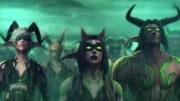 【魔獸世界】血精靈惡魔獵手98~100過程