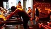 Dri Tri Competition Video at Orangetheory Fitness Seattle