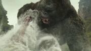 神秘島嶼驚現巨大怪物尸骨,原是遠古戰場,速看《金剛:骷髏島》