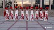 虞城縣紅歌舞蹈隊《心上的羅佳》