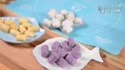 冷冷的天來一碗姜汁地瓜,讓你從頭暖到腳,加芋圓一起吃,太贊了