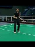 羽毛球视频手腕教学步伐技巧全场球动作后场阅读运用v视频中小学图片