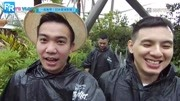 【720P高清晰】日本大阪環球影城Hollywood Dream(好萊塢之夢)MEGA過山車POV