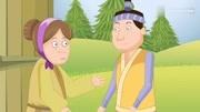 童话故事《小鬼和小商人》,孩子们很喜欢听的民间故事