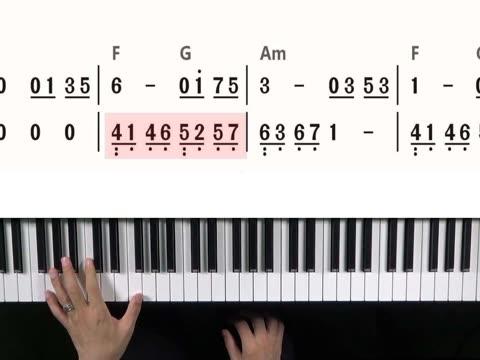 钢琴教学:往后余生