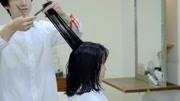 齐肩短发也能扎出漂亮的丸子头,你学会了吗?